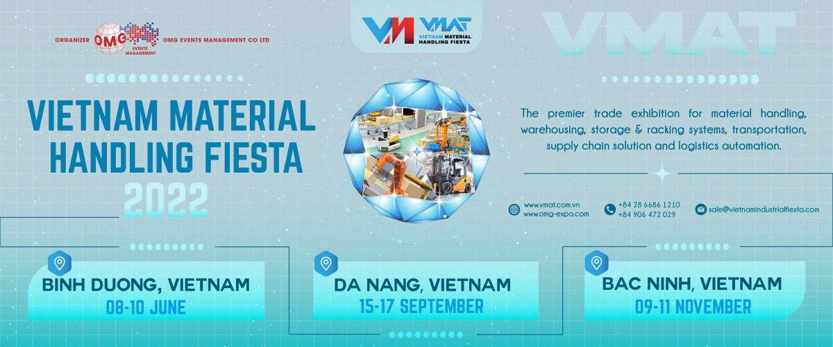 VMAT - VIETNAM MATERIAL HANDLING FIESTA 2022