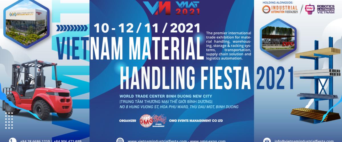 VMAT - VIETNAM MATERIAL HANDLING FIESTA 2021
